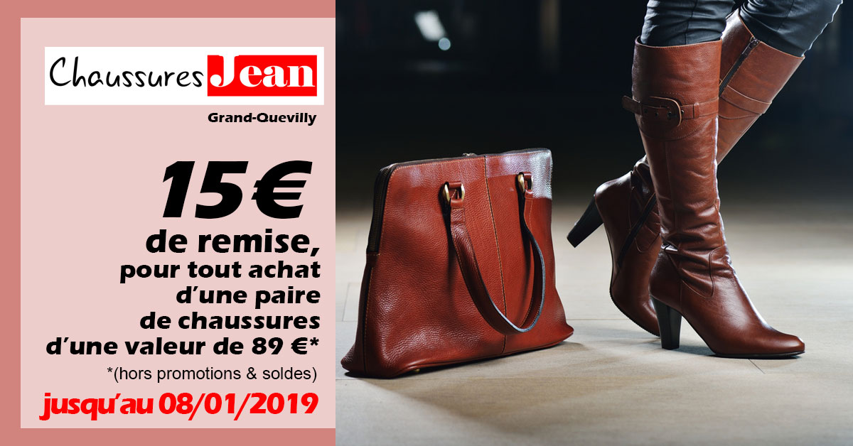 Et Elbeuf Quevilly Grand Vente A Chaussures Jean Propos axwqnX6O1